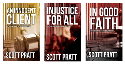 Scott Pratt books