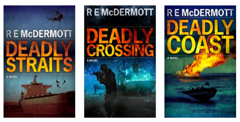 R.E. McDermott books
