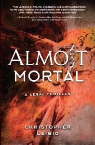 almost mortal book cover