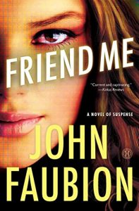 friend me book cover
