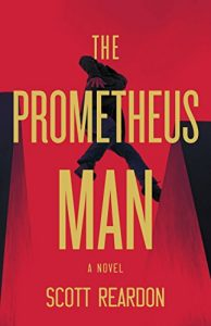 the Prometheus man book cover