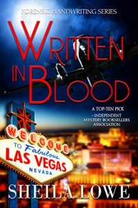 written in blood by sheila lowe