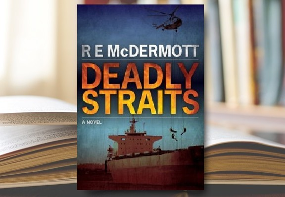 deadly straits by re mcdermott book cover