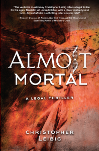 almost mortal book cover
