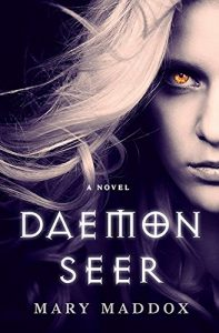 daemon seer book cover